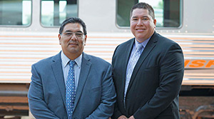 BNSF expands its Tribal Relations team with addition of Quanah Spencer, tribal liaison for Pacific Northwest.