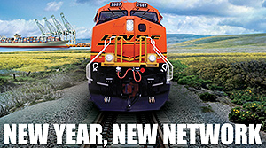 New network for a new year